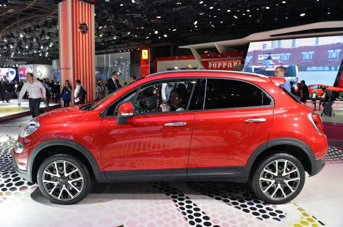 X-panded: it's the Fiat 500X