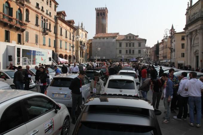Flere Abarthisti drar til treff i Italia 30 og 31. mai
